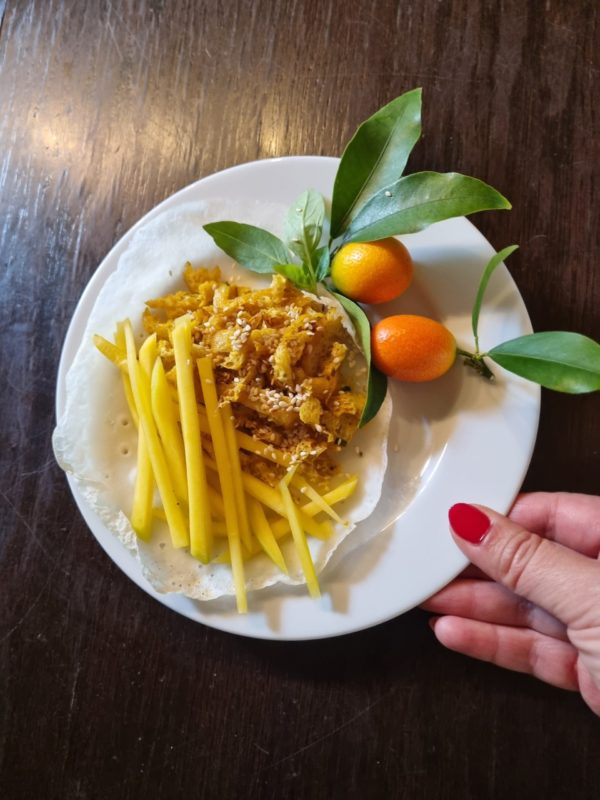 Vietnamese food Ritual