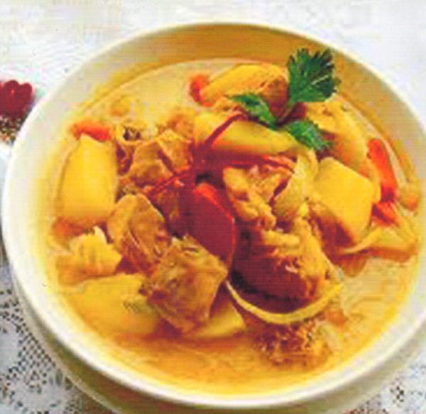 Bún Curry